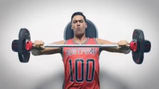 Reebok BODYPUMP100 clothing launch video
