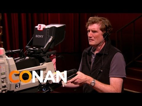 Weed Treats Are Making CONAN Staffers Paranoid (видео)