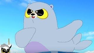 Юху и его друзья – На северный полюс - сезон 1 серия 51– обучающий мультфильм для детей