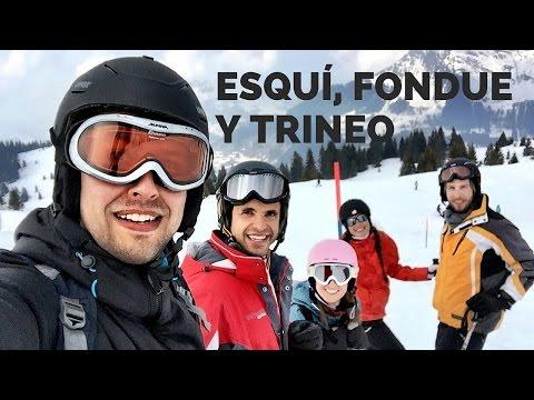 Invierno en Suiza - Dos Españoles por el Mundo