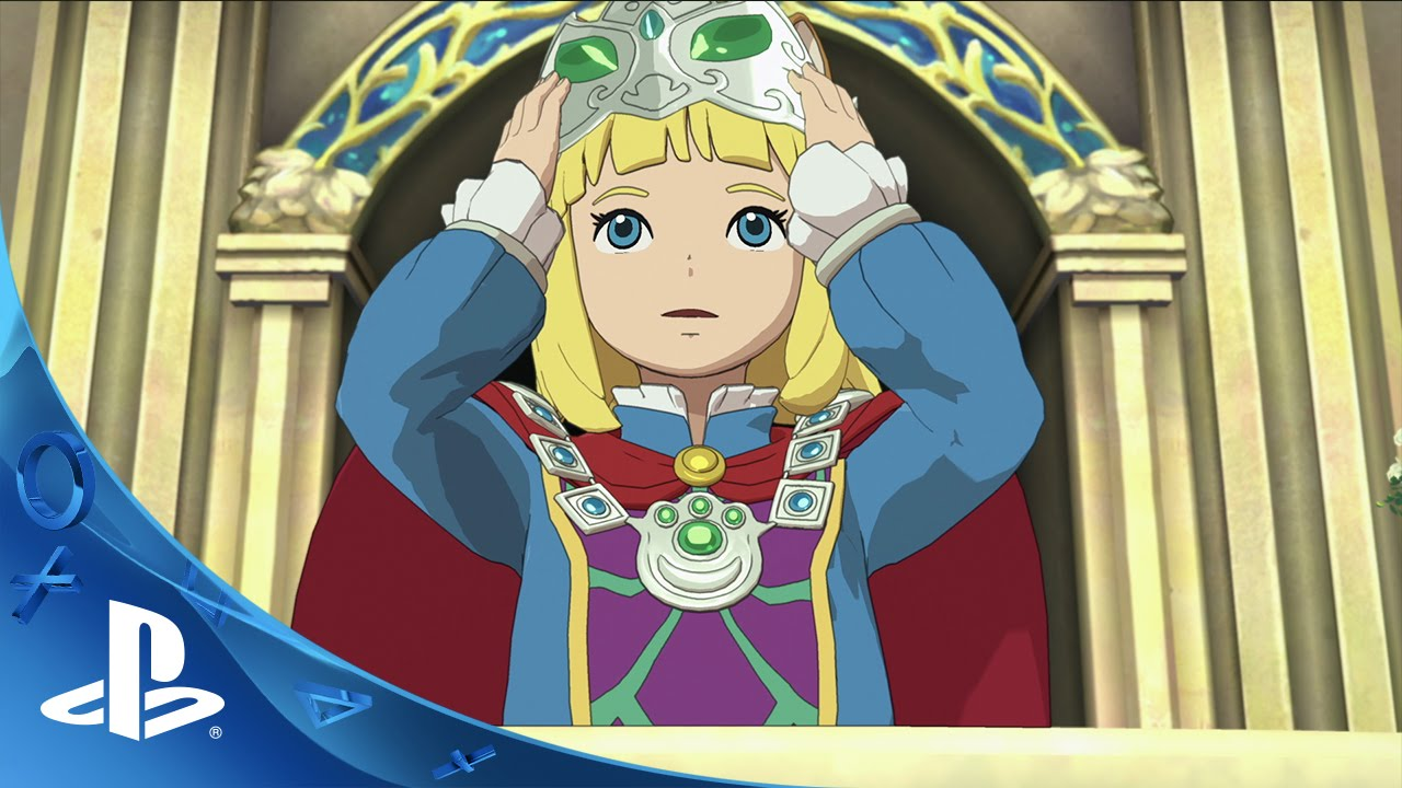 Ni no Kuni II: Revenant Kingdom Unveiled for PS4