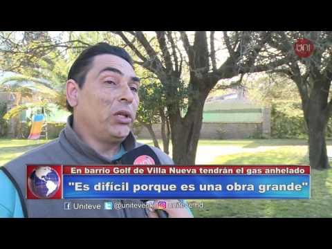 El barrio Golf de Villa Nueva tendrá gas