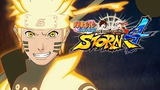 Naruto Shippuden Ultimate Ninja Storm 4 All Cutscenes Movie Full Story English