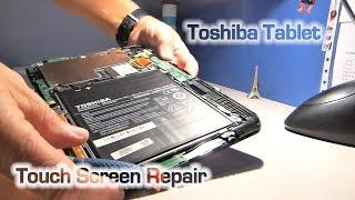 Toshiba Tablet Screen Repair
