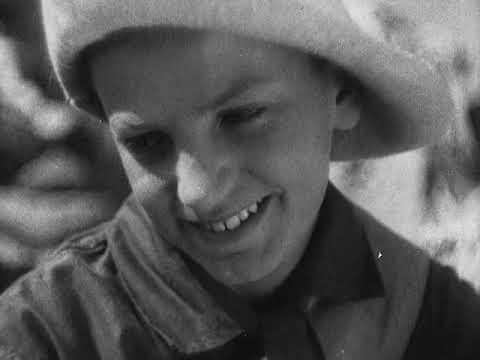 Новый Гулливер (1935). Фэнтези. Старые фильмы. Кино СССР. Хороший советский фильм. видео