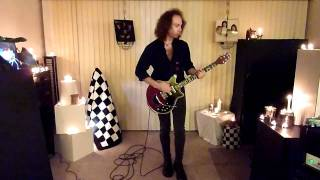 Steve Zukowsky - Seven Seas of Rhye - Queen Extravaganza audition 1