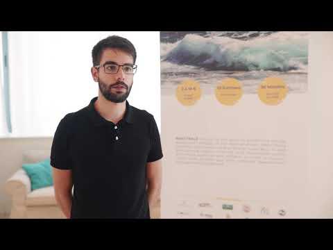 Blai López, técnico en Instituto Tecnológico del Plástico AIMPLAS[;;;][;;;]