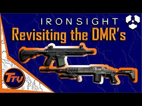 Ironsight - ARX160 VS AK47 (Honest Review) - смотреть онлайн