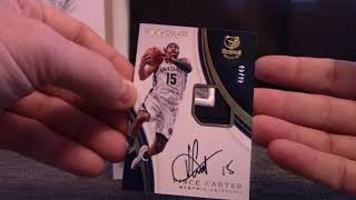 2016/17 Immaculate NBA Basketball 2 Box