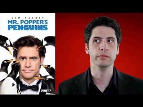 Recenze na Pana Poppera a jeho tučňáky
