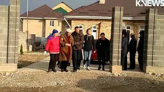 Дом погибшего Улана Салянова