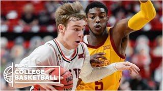 Mac McClung आयोवा राज्य के मार्ग के लिए नंबर 18 टेक्सास टेक की ओर जाता है [हाईलाइट्स] | ईएसपीएन कॉलेज बास्केटबॉल
