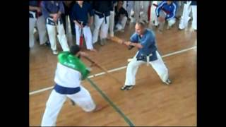 preview picture of video 'stage de yoseikan budo  a bouira 07et 08022014 (préparation passage de grade)'