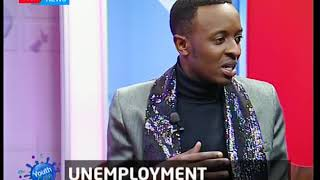 Youth cafe: Unemployment among the youth