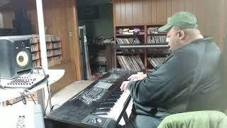 """""""You Are My Heaven"""" (Roberta Flack/Donny Hathaway) performed by Darius Witherspoon (1/24/19)"""