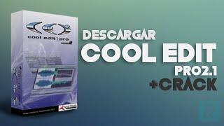 Tutorial - Como Descargar E Instalar Cool Edit Pro 2.1 [MEGA] Full - Español [Windows 7, 8 Y 10]
