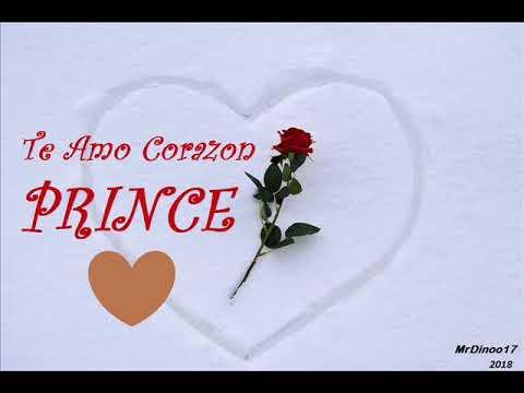 Prince - Te Amo Corazon