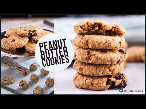 Peanut Butter Cookies !