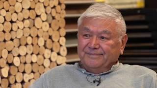 Интервью с архитектором Тотаном Кузембаевым. Дома из дерева. Проекты деревянного домостроения.
