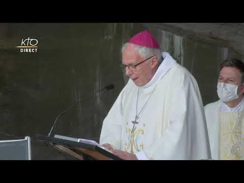 Messe de 10h à Lourdes du 13 février 2021