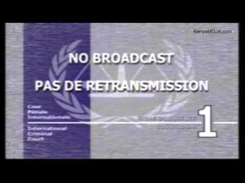 Ruto & Sang ICC Status Conference: 14 Feb 2013 Livestream – Part 2