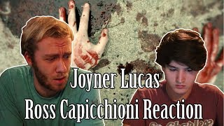 TNG Reacts: Joyner Lucas   Ross Capicchioni