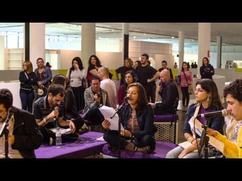 #30bienal | Ricardo Basbaum | Conversa-coletiva 1: som, fala, voz, texto