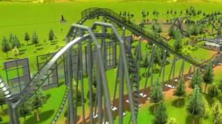 RCT3 Classics: Royale (Ride Synchronized with Chris Cornell's You Know My Name)