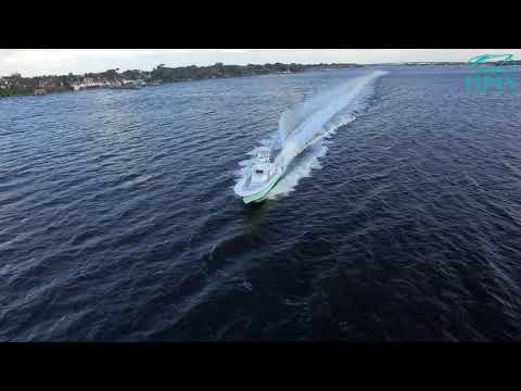 SeaHunter Center Console video