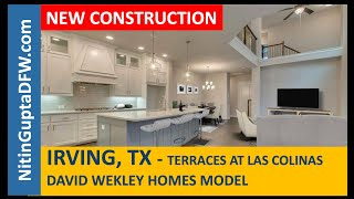Builder spotlight: New construction homes in CFB ISD by David Weekley Homes Terraces at Las Colinas
