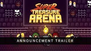 videó Super Treasure Arena