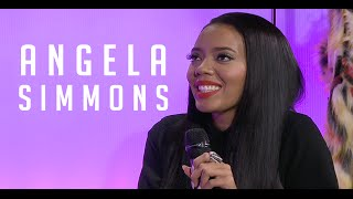 Angela Simmons talks Dating, Family & her Fashion Line on Ladies First!