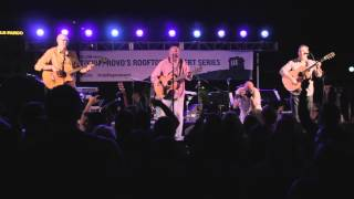 Rooftop Concert Series - May 2012: Peter Breinholt