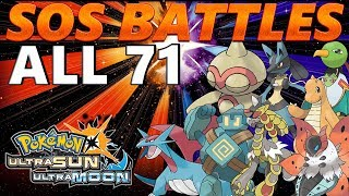 Vanillite  - (Pokémon) - Pokémon Ultra Sun and Moon: HOW TO CATCH AND FIND ALL SOS POKEMON