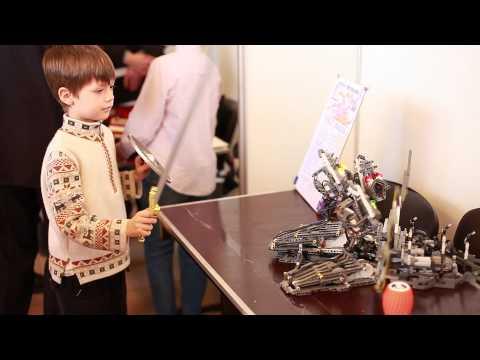 Открытые состязания Санкт-Петербурга по робототехнике 5-6- апреля 2014г