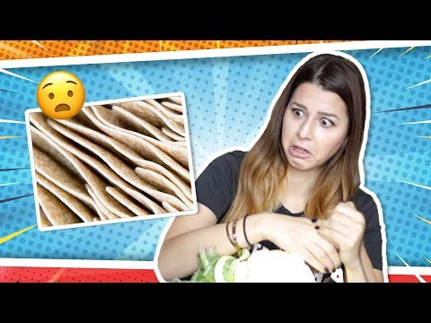 Ako vyzerá jedlo pod mikroskopom? #2