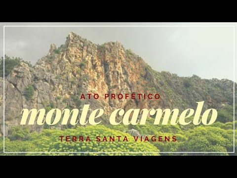 Ministração no Monte Carmelo