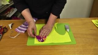חני אורן | איך עושים בובת גרב