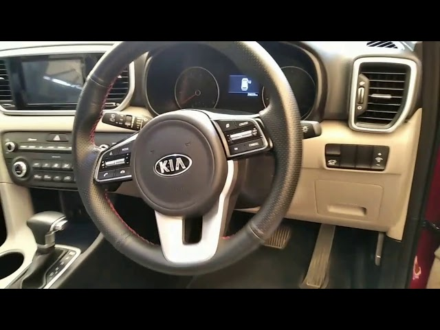 KIA Sportage AWD 2019 for Sale in Lahore