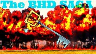 ImDontai ft. Zilla - BHD Saga (Lyrical Video) (BHD Diss)