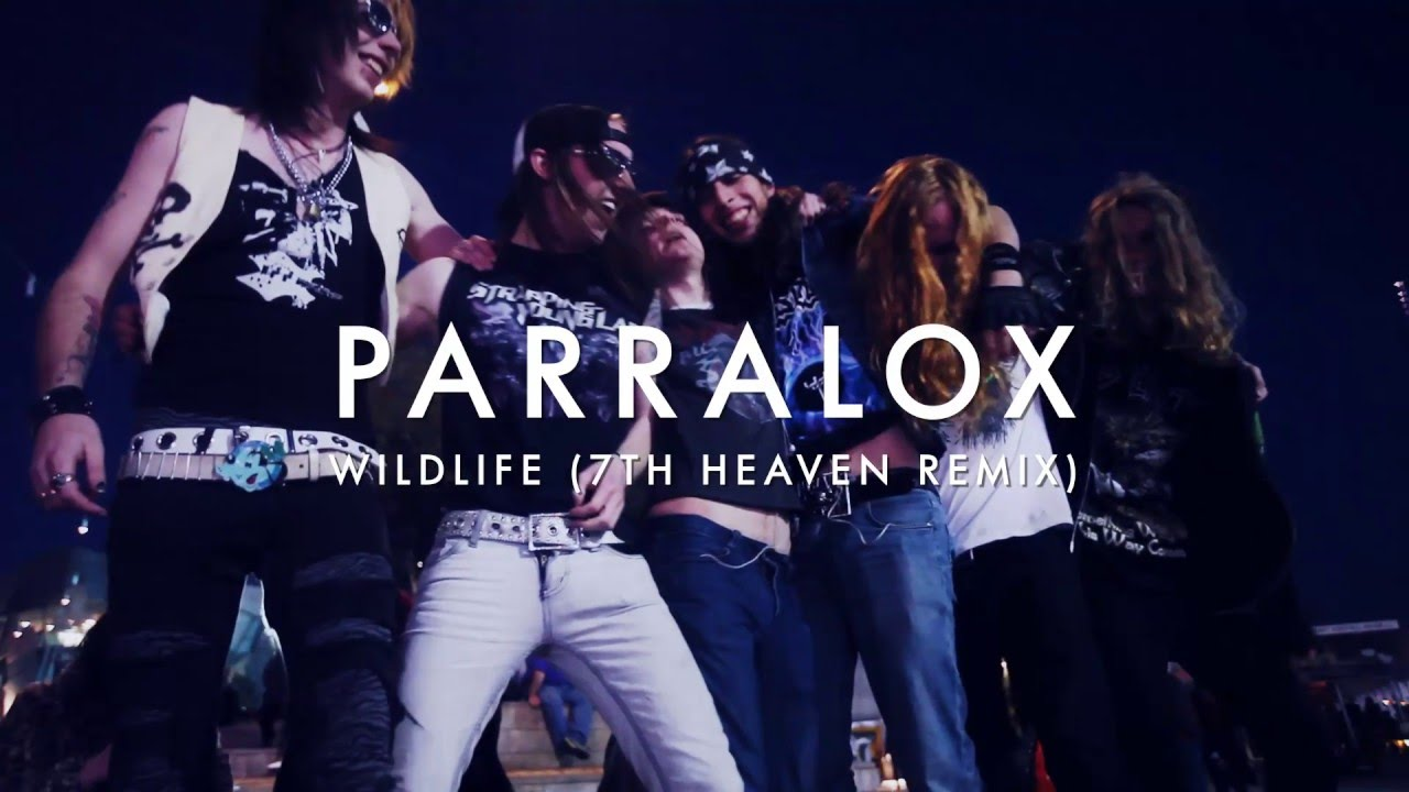 Parralox - Wildlife (7th Heaven Remix) (Music Video)