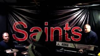 """Джем-сейшн на репетиции """"Saints"""" 31.01.17 с Максом и Вовой на басу Сергей Швыдкий. Part B."""