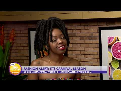 CVM At Sunrise - Carnival Design - March 4, 2019