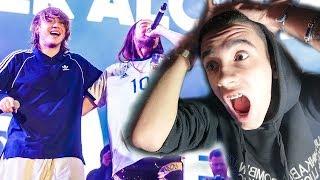 (REACCIÓN) Paulo Londra + Steve Aoki - Forever Alone (Remix)