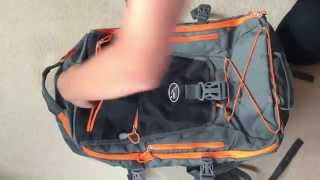 "Review of: Cabin Max ""Equator"" flight-approved backpack (carry-on luggage/cabin bag)"