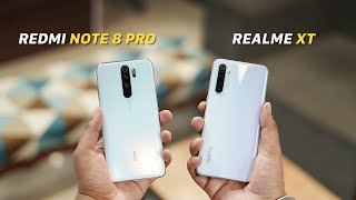 Redmi Note 8 Pro vs Realme XT [UPDATED]