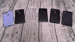 Google Pixel 2 XL Spigen Case Lineup
