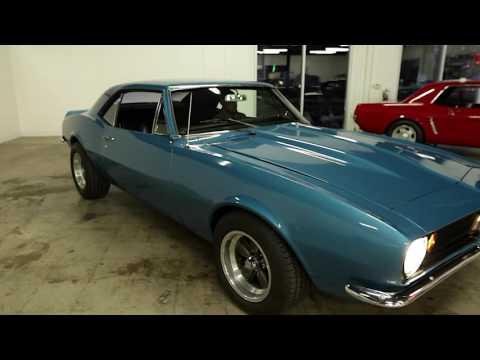 Video of '67 Camaro - JY7U