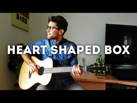 Heart Shaped Box - Nirvana (INSTRUMENTAL Fingerstyle Guitar Cover) [+ FREE TABs] Mp3