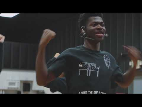 Panini - Lil Nas X Behind The Scenes | Choreography by Phil Wright